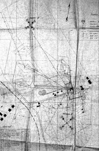 Генеральный план территории Объекта № 15