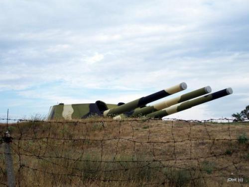 "35-ая батарея форт ""Максим Горький-2"""
