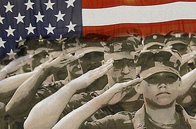 американская армия
