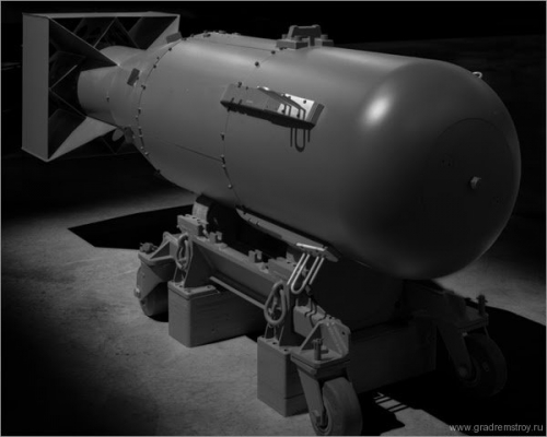 Американское атомное оружие