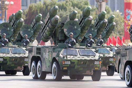 Армия Китая