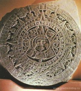 календари майя