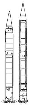 ракеты Р-5 и Р-12