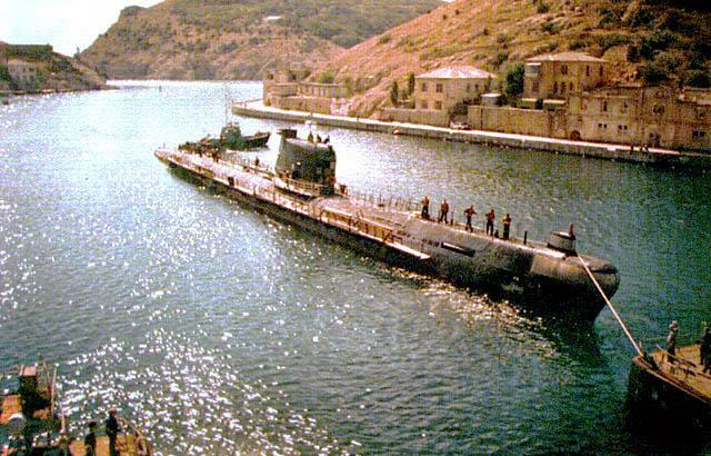 база подводных лодок в балаклаве экскурсия