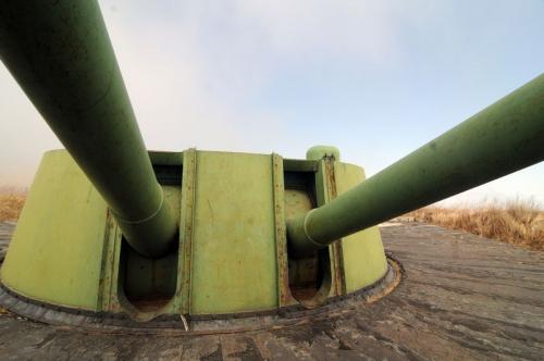 Башенная батарея № 220 Хасанского сектора береговой обороны