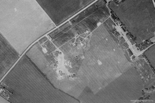 Батарея ПВО Второй Мировой Stallingborough (Англия)