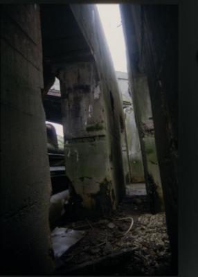 """База-бункер немецких подводных лодок """"ЭЛЬБА II"""