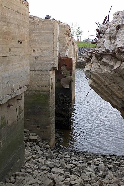 База-бункер немецких подводных лодок «ФИНК II»