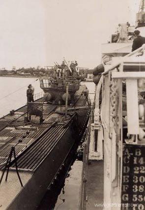 База-бункер немецких подводных лодок «КИЛИАН»