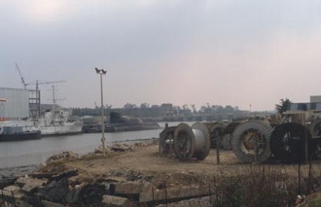 база лодок брест