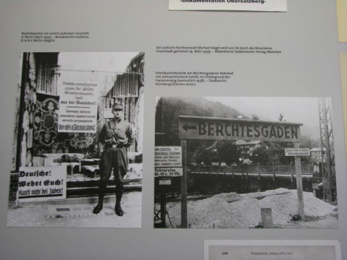 Берхтесгаден: бункер Гитлера