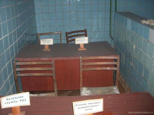 бомбоубежище под заводом в Новосибирске (левобережье Оби)