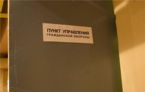 Бомбоубежище 3747 завода «Электросила»