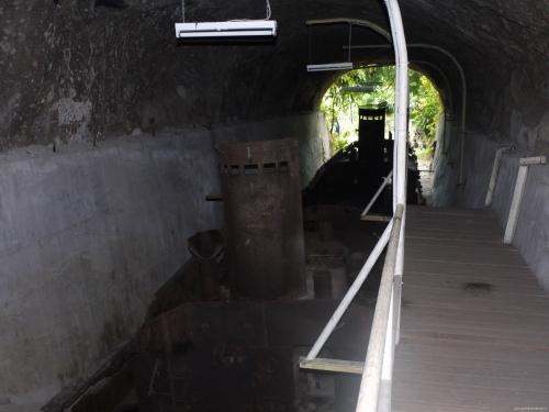 Бункер адмирала Ямамото на Рабаула