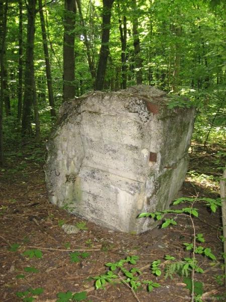 Бункер Германа Геринга «Steinbruch»