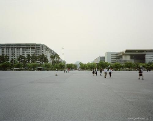 Бункер из прошлого в центре Сеула