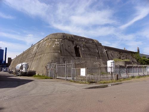 Бункер Ижмуден (Ijmuiden, Голландия)