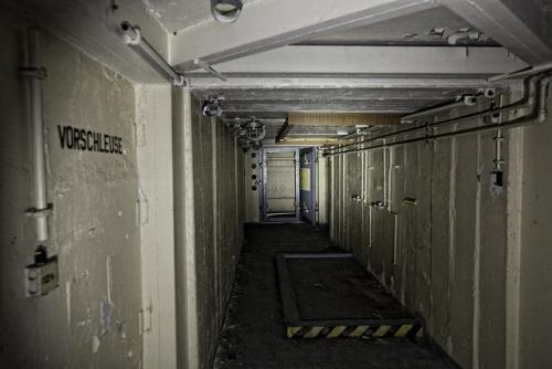 """Бункер музей министерства гос сохранности ГДР """"Штази"""""""