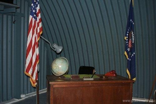 Бункер президента Кеннеди