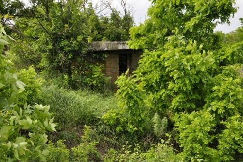 Бункер у п.Каменный брод (Ростовская Область)