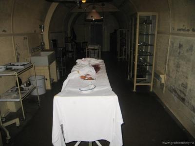 бункер Уинстона Черчилля «Пэддок»