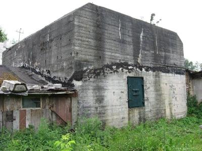 Ставка рейхсфюрера СС Генриха Гиммлера «Хегевальд» («Заповедный лес»)