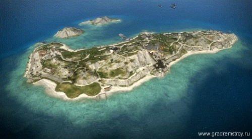 Бункера Курибаяси на острове Иводзима