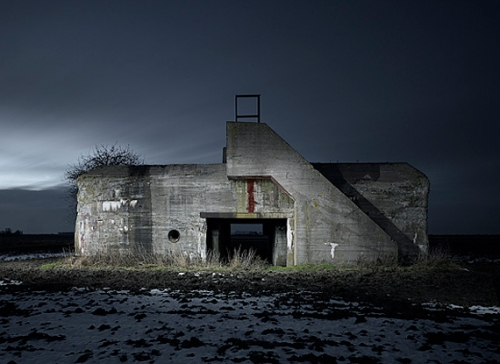 Бункеры как отголоски Второй мировой войны