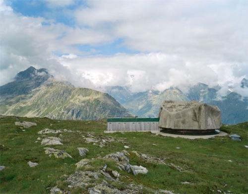 Бункеры в Швейцарии