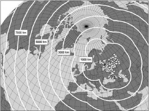 Ядерные факты и планы удара по РФ