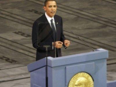 премия мира Обамы