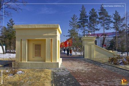 Бункер Сталина в Волгограде
