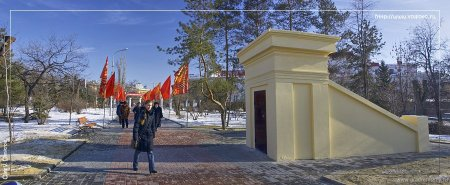 Бункер Сталина в Волгограде& Бункер Сталина в Волгограде