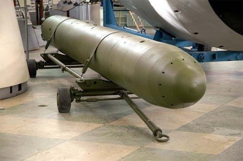 Первая ядерная торпеда Т-5