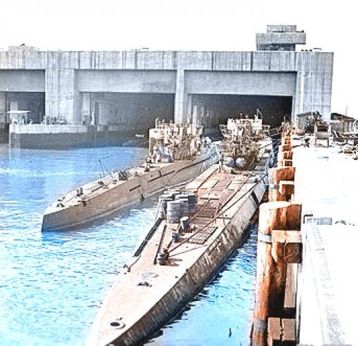 подводные лодки вермахта и ссср