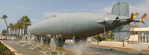 Cartagena - Spanish Civil War bunker