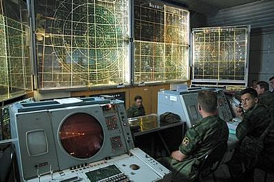 Центральный командный пункт ПВО России