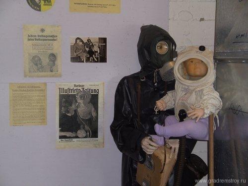 Музей Гражданской Обороны Германии (Гамбург)