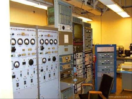 Diefenbunker - музей холодной войны (Canada)