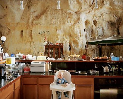 Дом в пещере в Миссури