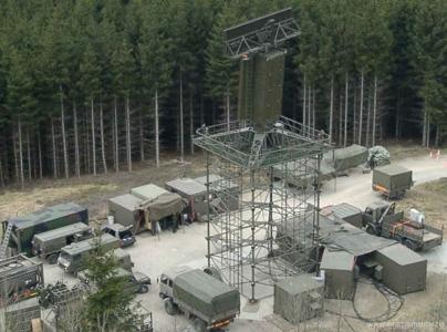 Einsatzzentrale Basisraum (EZB) Австрийский правительственный бункер