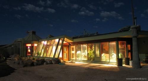Экологически-сурвивальное жилье