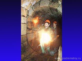 бункер под Гостиницей «Россия» Москва