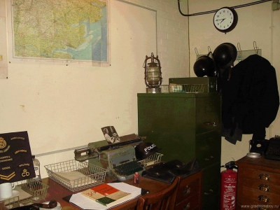 Gravesend bunker