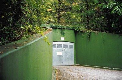 Greenbrier - вход