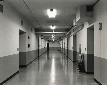 """курорт """"Гринбрайер"""" - коридор"""