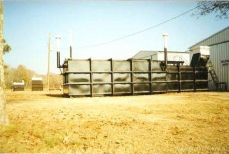 Бункеры Hardened Shelters (США)