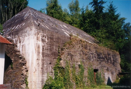 Бункер Гитлера «Адлерсхорст» (Adlershorst)