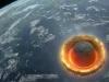 падение астероида & падение астероида