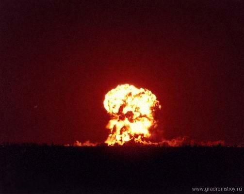 Ядерный взрыв & Ядерный взрыв